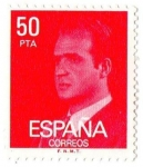 Sellos del Mundo : Europa : España : Juan Carlos I 50 pta pts