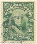 Sellos del Mundo : America : Ecuador : Garcia Moreno