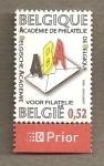 Stamps Belgium -  Academia de Filatelia Bélgica