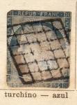 Stamps Europe - France -  Emperador Ed 1849
