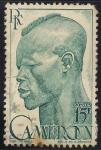 Stamps Africa - Cameroon -  Ocupación Francesa.