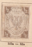Stamps Europe - Germany -  Escudo ed 1859