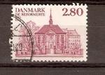 Sellos de Europa - Dinamarca -  IGLESIA