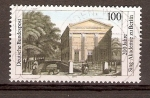 Stamps Germany -  ACADEMIA  CORAL