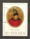 Sellos de Europa - Polonia -  Miniaturas -  Steran Batory.