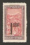 Stamps : Africa : Madagascar :  transporte
