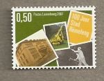 Stamps : Europe : Luxembourg :