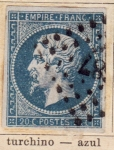 Stamps Europe - France -  Empire Franc