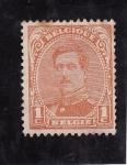 Stamps : Europe : Belgium :  PERSONAJE