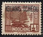 Stamps Asia - Thailand -  Indochina. Colonia Francesa