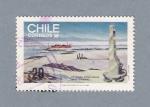 Stamps Chile -  Estación Sismológica