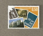Stamps Europe - Luxembourg -  Ettelbréck