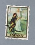 Sellos del Mundo : Europa : España :  Brosales (repetido)