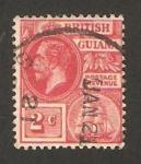 Stamps Guyana -  Guyana británica - george V