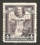 Stamps Europe - Guyana -  Guyana británica - cascada de kaieteur