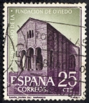 Stamps Spain -  Centenarios