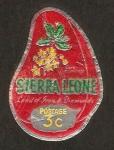 Stamps Africa - Sierra Leone -  294 - Flor de cola