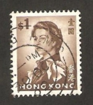 Sellos del Mundo : America : Hong_Kong : elizabeth II