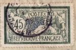 Sellos de Europa - Francia -  Serie