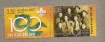 Stamps Ukraine -  Europa-Boys scouts