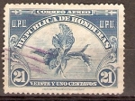 Stamps Honduras -  ORQUÍDEA
