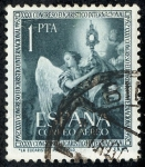 Stamps Spain -  Religion