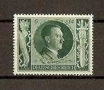 Stamps Europe - Germany -  III Reich / 54 Aniversario de Hitler