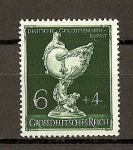 Stamps Europe - Germany -  III Reich / Copa Nautilus