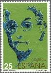 Stamps Europe - Spain -  mujeres famosas españolas.