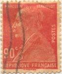 Stamps France -  Marcelin Berthelot