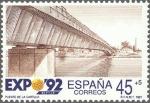 Sellos de Europa - España -  exposicion universal de sevilla 1992