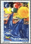 Stamps Spain -  DISEÑO INFANTIL