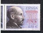 Sellos del Mundo : Europa : España : Edifil  3964  Premios Nobel españoles.