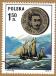Stamps Poland -  Personajes -STEFAN ROGOZINSKI
