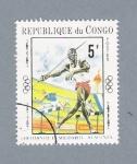 Stamps : Africa : Republic_of_the_Congo :  Olimpiadas