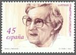 Stamps Spain -  mujeres famosas españolas.