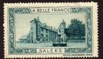 Sellos de Europa - Francia -  La Belle France  (Viñeta) Salers