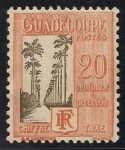 Stamps Europe - Guadeloupe -  Isla Guadalupe-Colonia Francesa