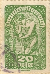 Stamps Europe - Austria -