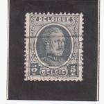 Stamps Europe - Belgium -  alberto I