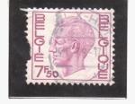 Stamps Belgium -  Balduino I