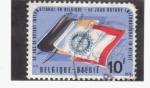 Stamps Belgium -  50 aniversario