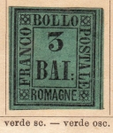 Stamps Europe - Vatican City -  Antigüa Provincia Papal  Ed 1859