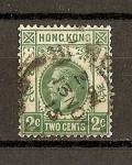 Stamps Asia - Hong Kong -  Eduardo VII