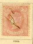 Stamps Europe - Spain -  Antillas Españolas Ed 1867
