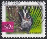 Stamps Australia -  Fauna (dentado distinto)