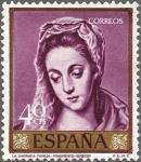 Sellos de Europa - España -  DOMENICO THEOTOCOPOULO