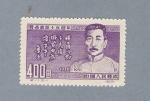 Stamps China -  Personaje