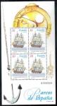 Sellos de Europa - España -  ESPANA 1996 (E3415) H BARCOS DE EPOCA 30p 1