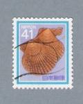 Sellos de Asia - Japón -  Almejas